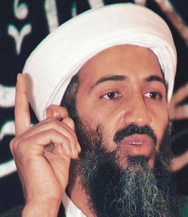 BIG JERK BIN LADEN USED PORN TO TALK WITH HIS KILLERS!