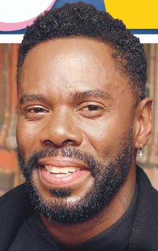 10 THINGS YOU DON'T KNOW ABOUT COLMAN DOMINGO