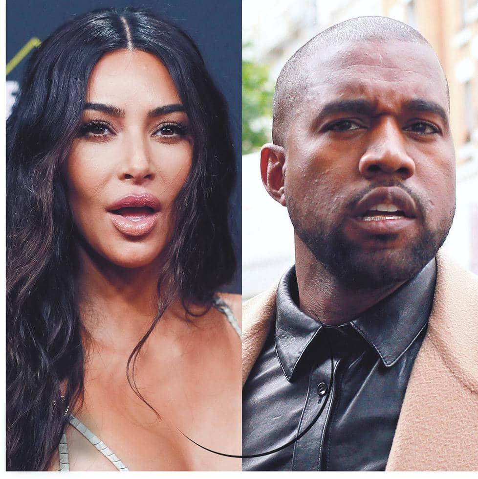KIM & KANYE'S $3 BILLION DIVORCE TALKS