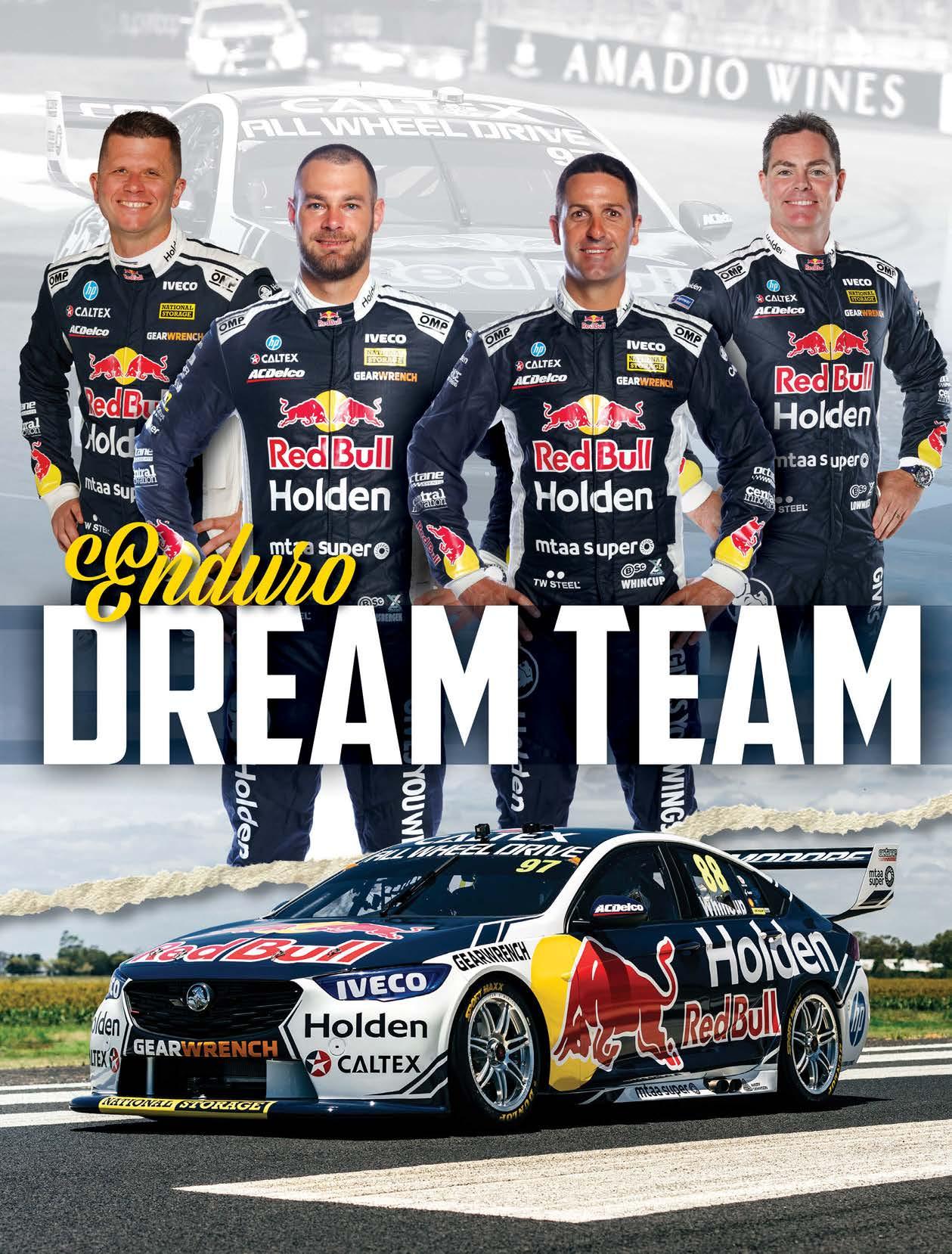 2019 Pirtek Enduro - Dream Team