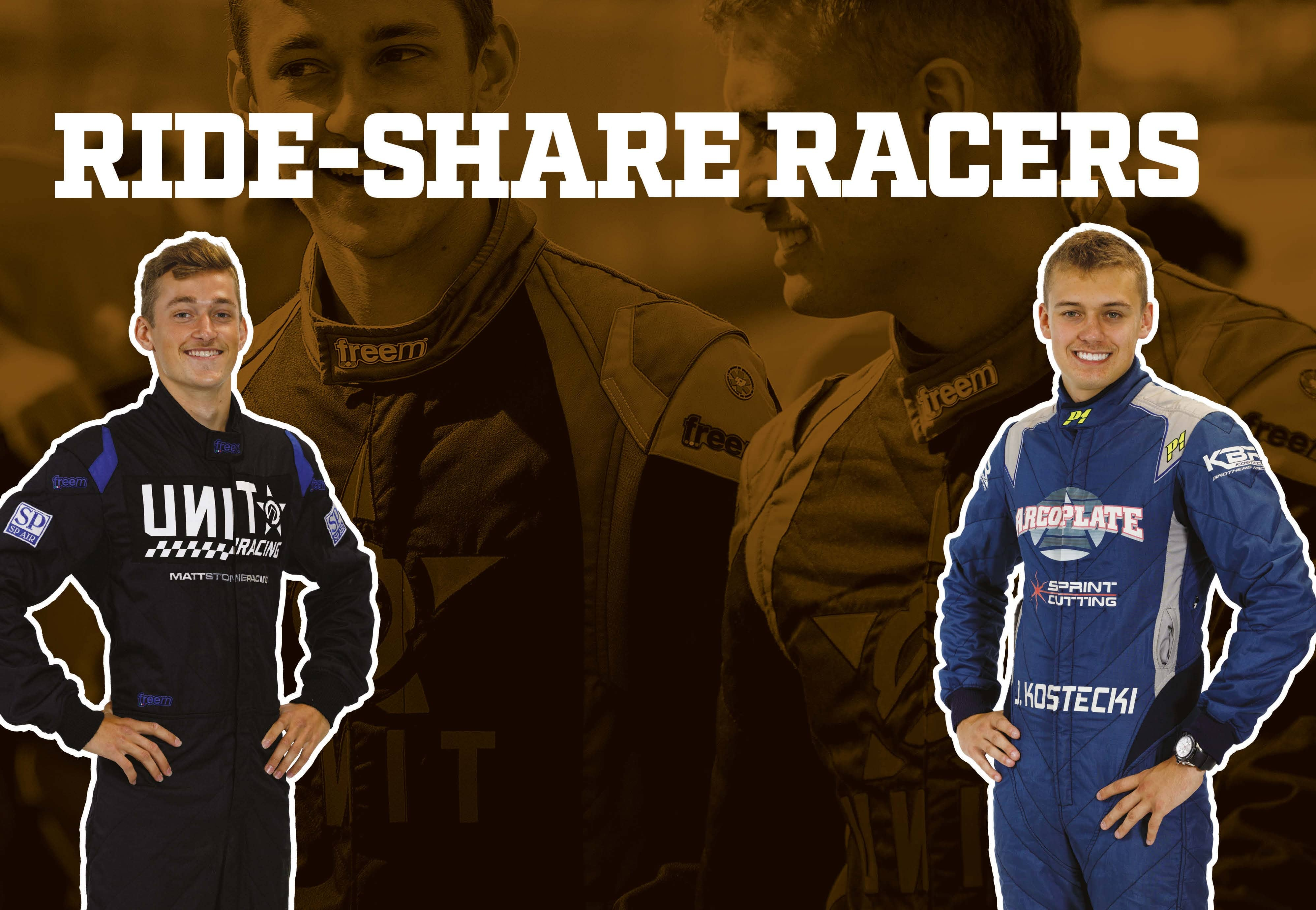 Ride-Share Racers