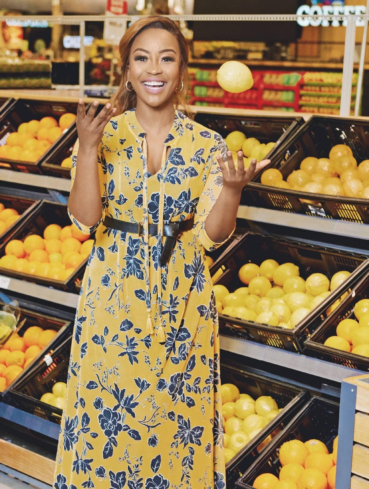 Food, Fashion, Fun! With Lorna Maseko