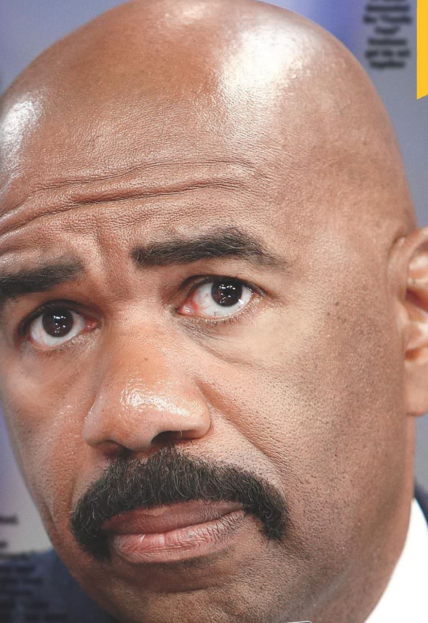 Sleazy Steve Harvey's Empire Crumbling! ​​​​​​​