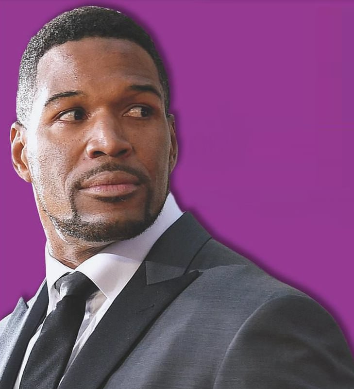 Flopping Michael Strahan To Be Fired From 'GMA Day!'