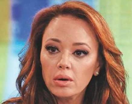Scientology Pins Killing On Leah!