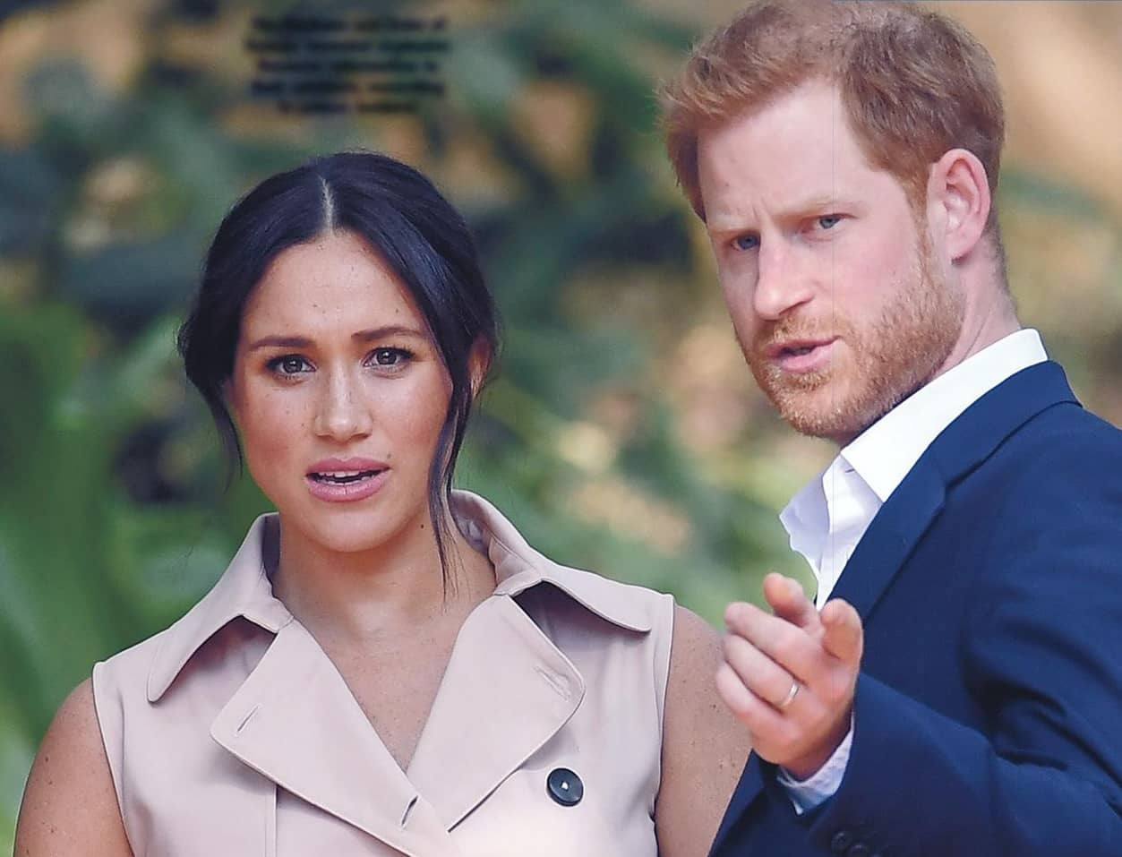 Meghan & Harry $1 Trillion Grenade!