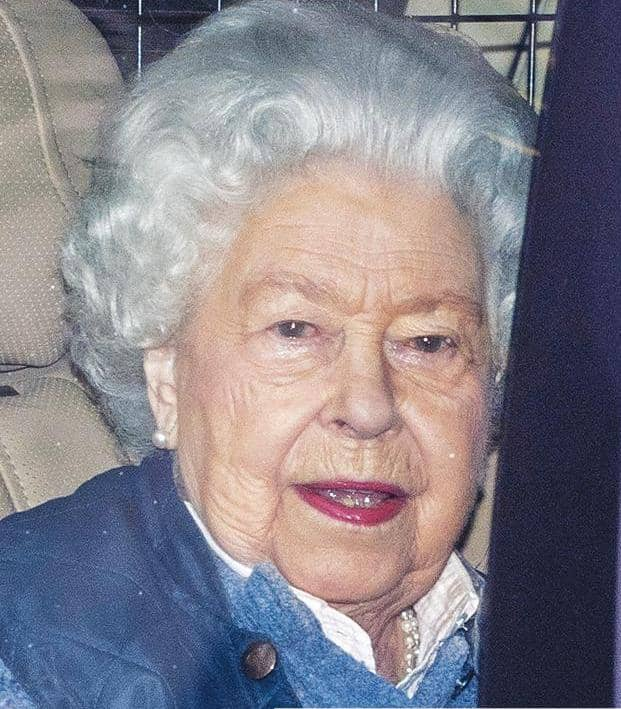 Palace hiding truth QUEEN HAS JUST MONTHS TO LIVE!