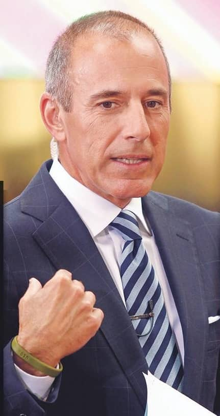 LAUER LASHES OUT: I'M THE VICTIM OF RUSH TO JUDGMENT!
