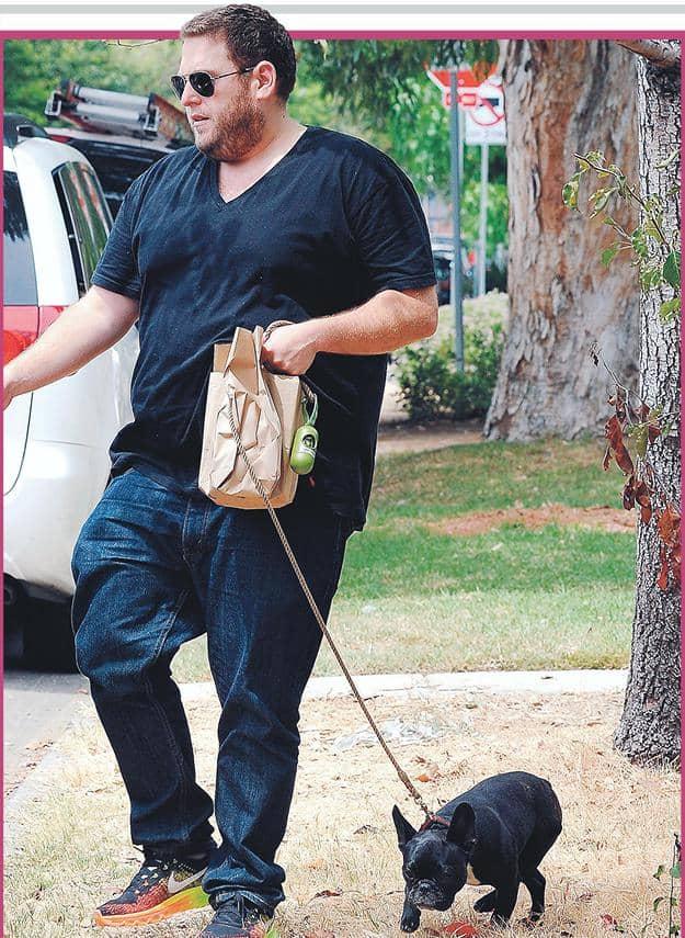 JONAH'S DIRTY DOG RAISES BIG STINK!
