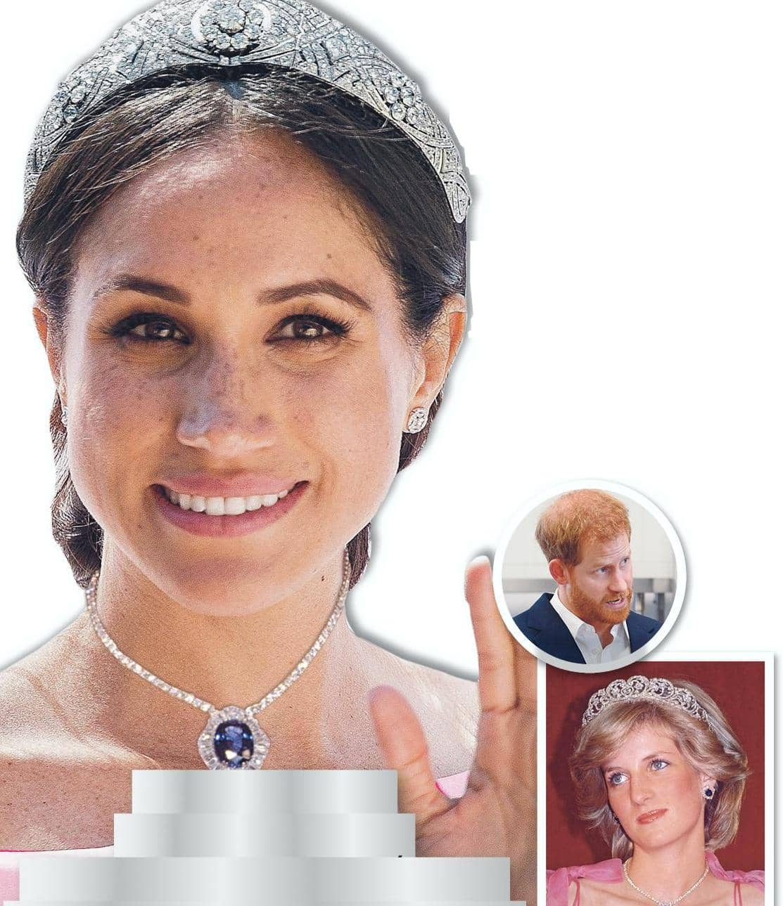 Bling Battle Royal: MEGHAN RAN OFF WITH $10M IN DIANA'S JEWELS!