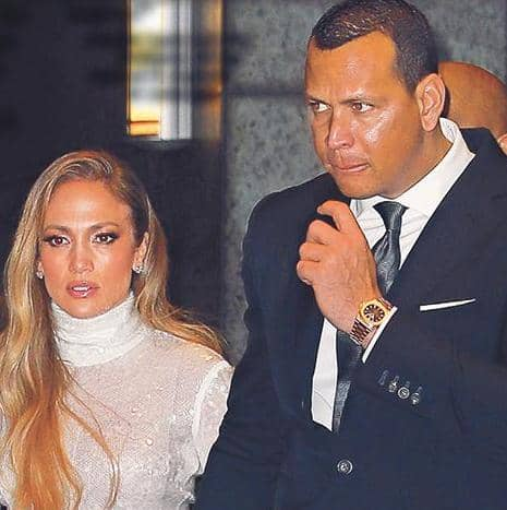J.LO & A-ROD'S WEDDING IS OFF!