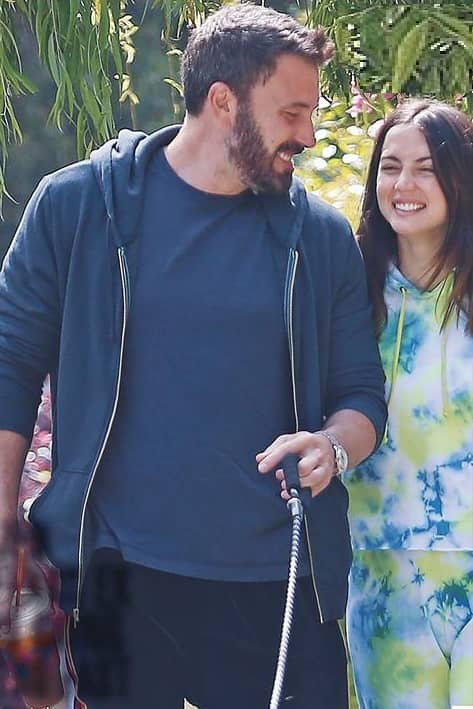 WEDDING & BABY FOR BEN AND ANA?