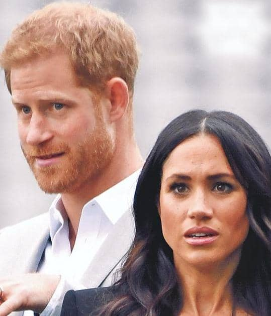 MEGHAN BUYING MOM A ROYAL TITLE! - SOURCES