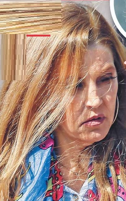 NEW CRUEL BLOW  FOR GRIEVING LISA MARIE!