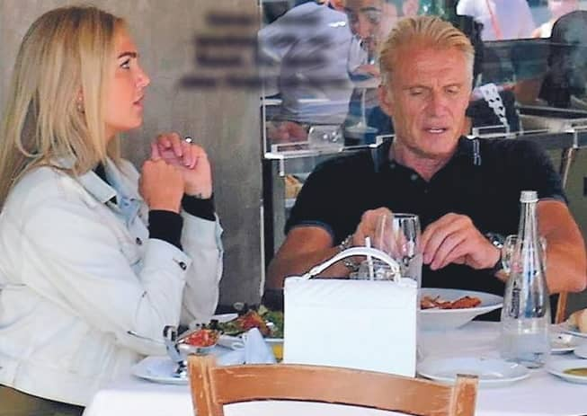DOLPH MARRYING DAUGHTER'S DOUBLE!