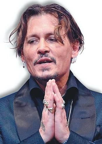 DEPP'S NEW FLICK ANOTHER DUD!