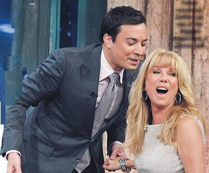 FURIOUS WIFE TELLS FALLON HANG UP ON KATHIE LEE!