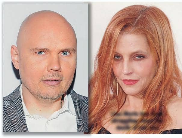 SMASHING PUMPKIN PICKS UP THE PIECES FOR LISA MARIE
