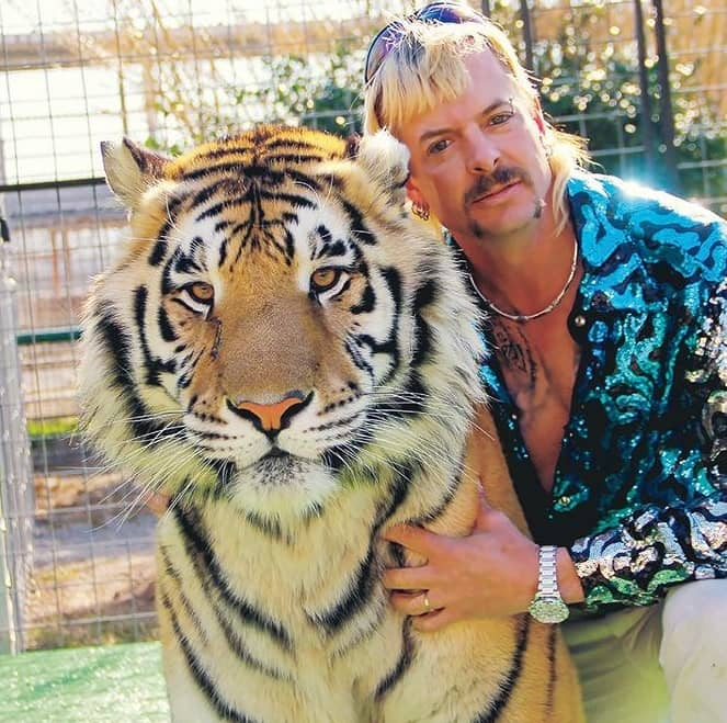 THE CURSE OF 'TIGER KING!'