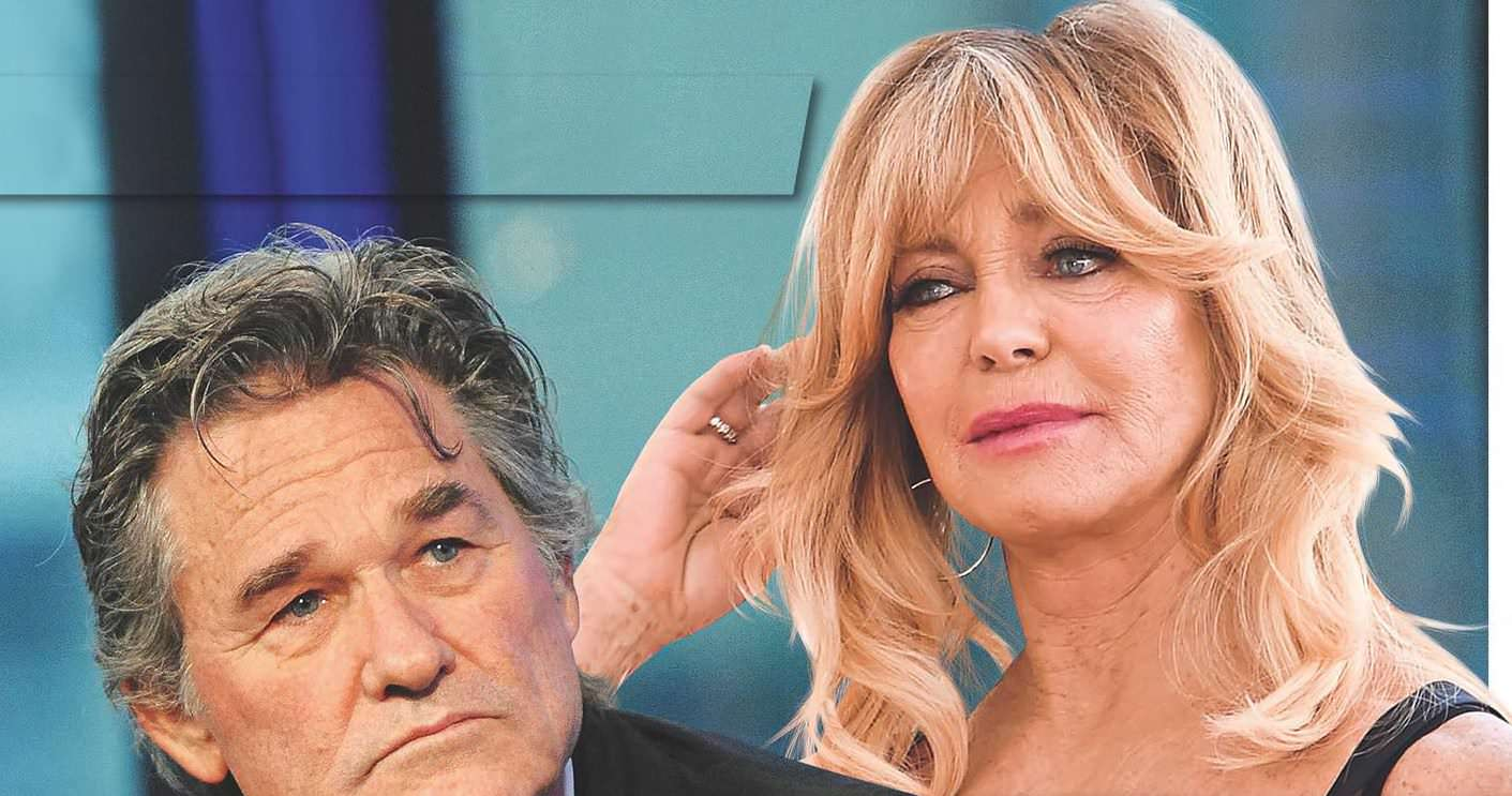 Goldie Hawn and Kurt Russell- Inside Their Epic Fight!
