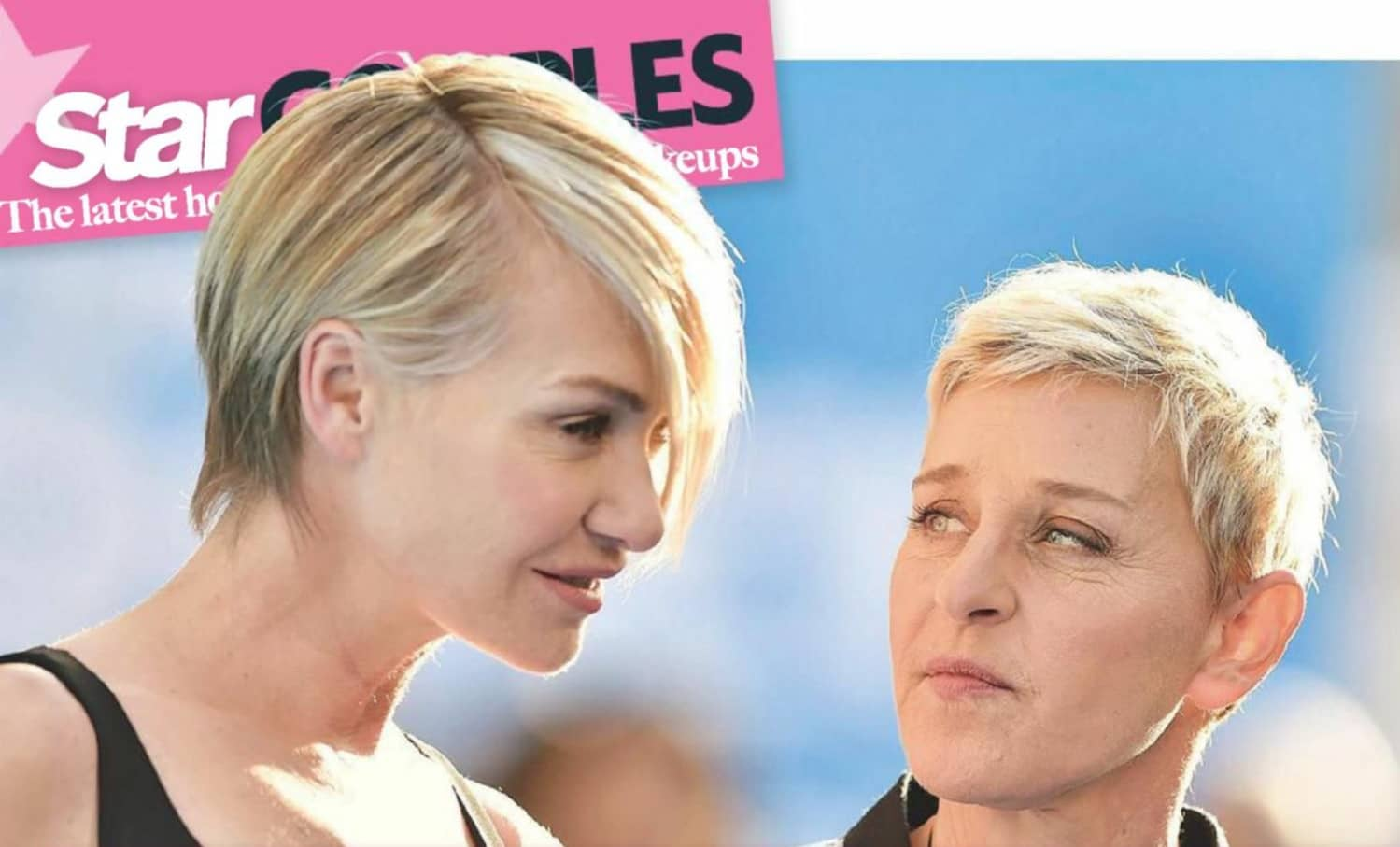 Portia Ditches Ellen: Their Final Fight?