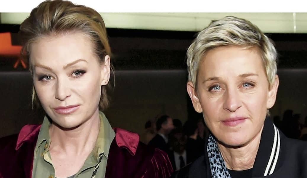 Ellen & Portia's Fight Over Leaving Hollywood