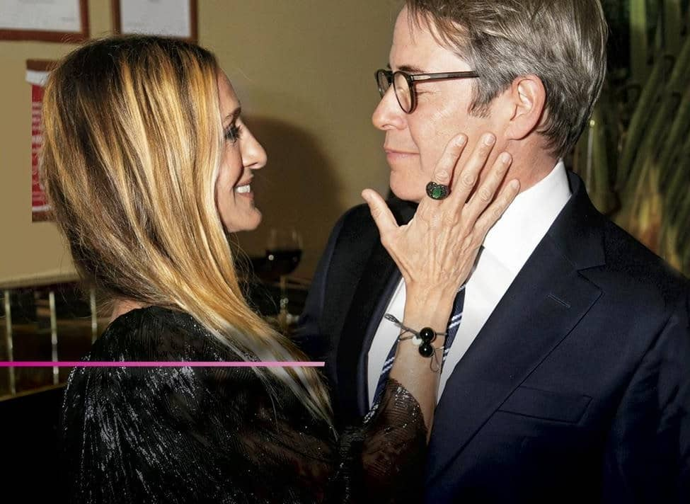Sarah Jessica Parker The Secret To A Happy Marriage