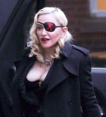 Madonna's Kids: Lose The Patch!