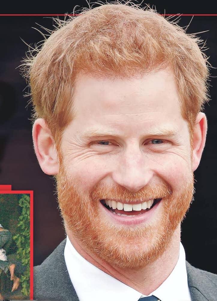 Harry Goes Wild In London!