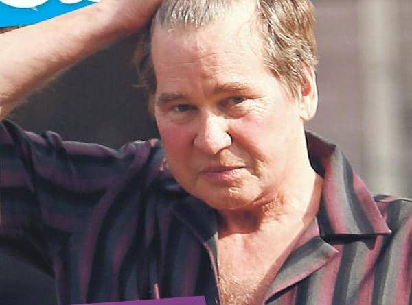 VAL KILMER: 'I HAVEN'T HAD A DATE IN 20 YEARS'