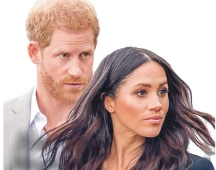 Harry & Meghan ANNIVERSARY FROM HELL!