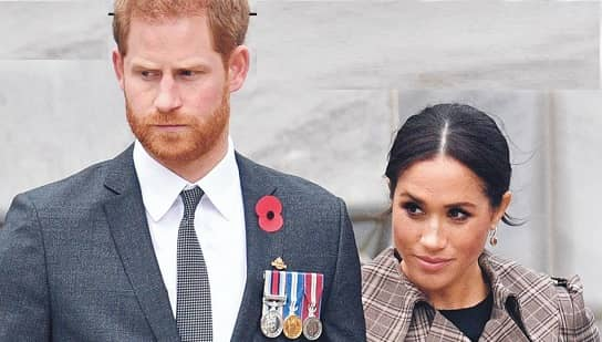 Harry& Meghan: AT WAR WITH THE QUEEN