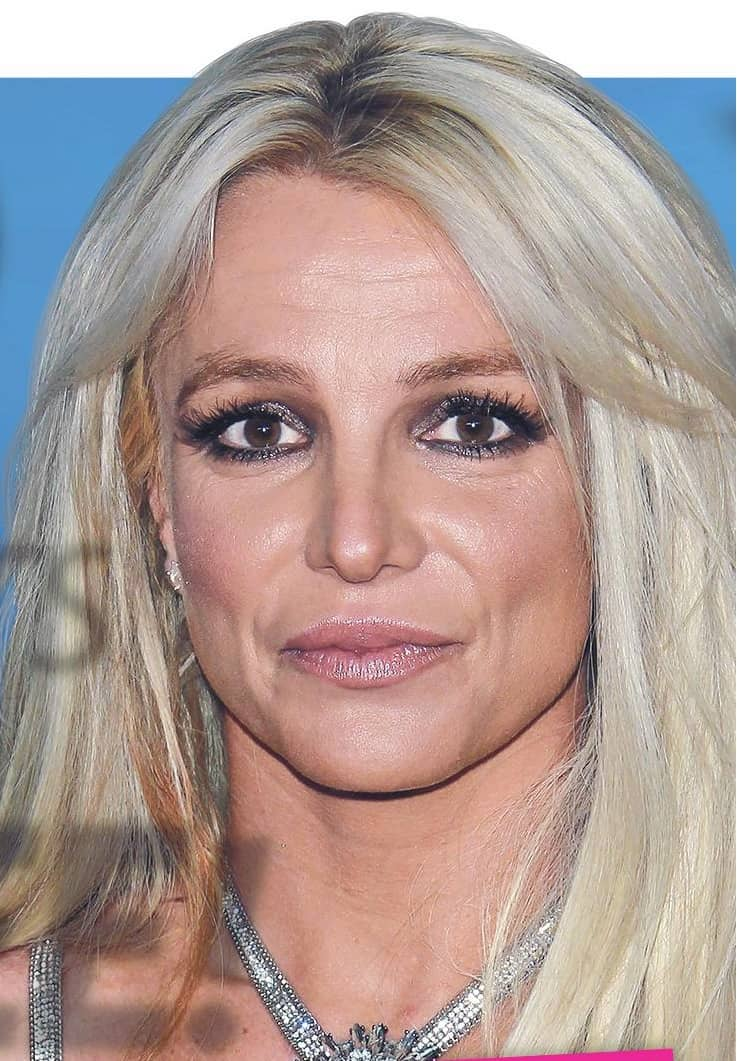 Britney WANTS TO BE FREE!