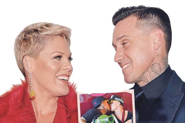 Pink & Carey: THERAPY WORKS!