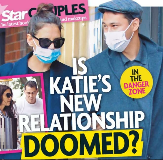 IS KATIE'S NEW RELATIONSHIP DOOMED?