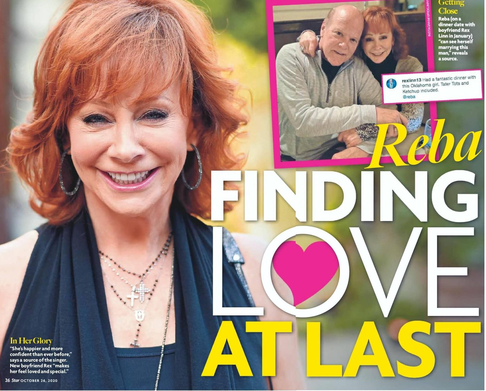 Reba FINDING LOVE AT LAST