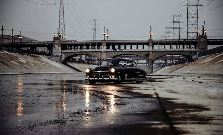 """Icon Debuts Custom """"Derelict"""" 1949 Hudson Coupe At Monterey Car Week"""