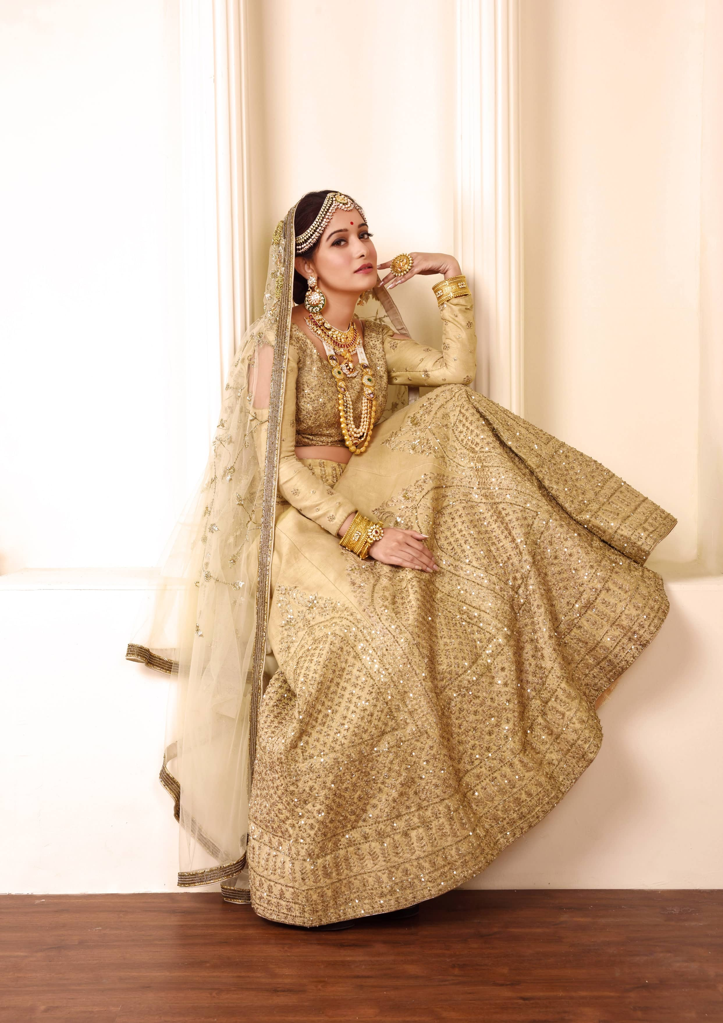 Bride Of The Month Preetika Rao