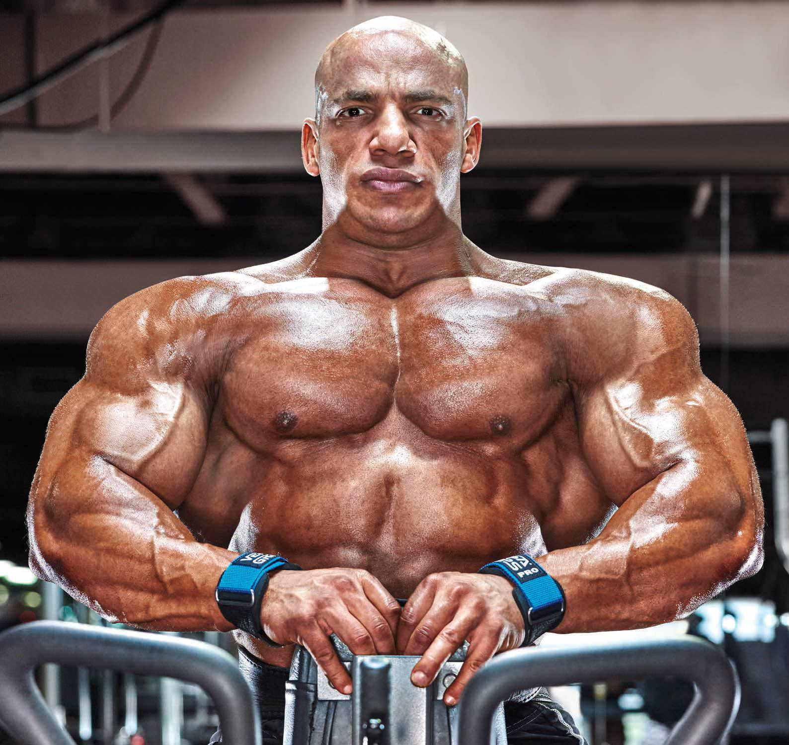 Will Big Ramy Reign Victorious? Olympia 2018