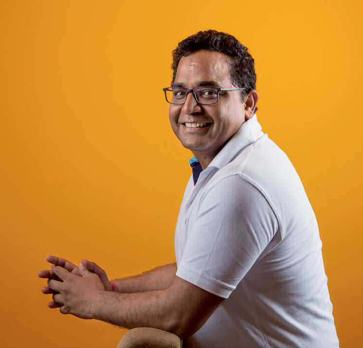 Paytm Is Pumped Up