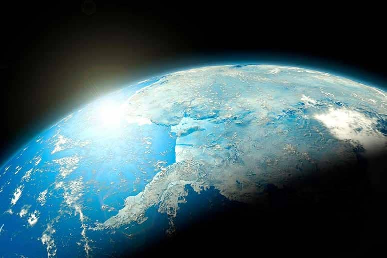 Earth Finally Fixed Largest - 'Ozone layer Hole'