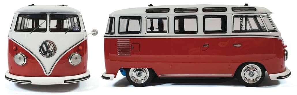 Volkswagen Buss diabetes tipo 1