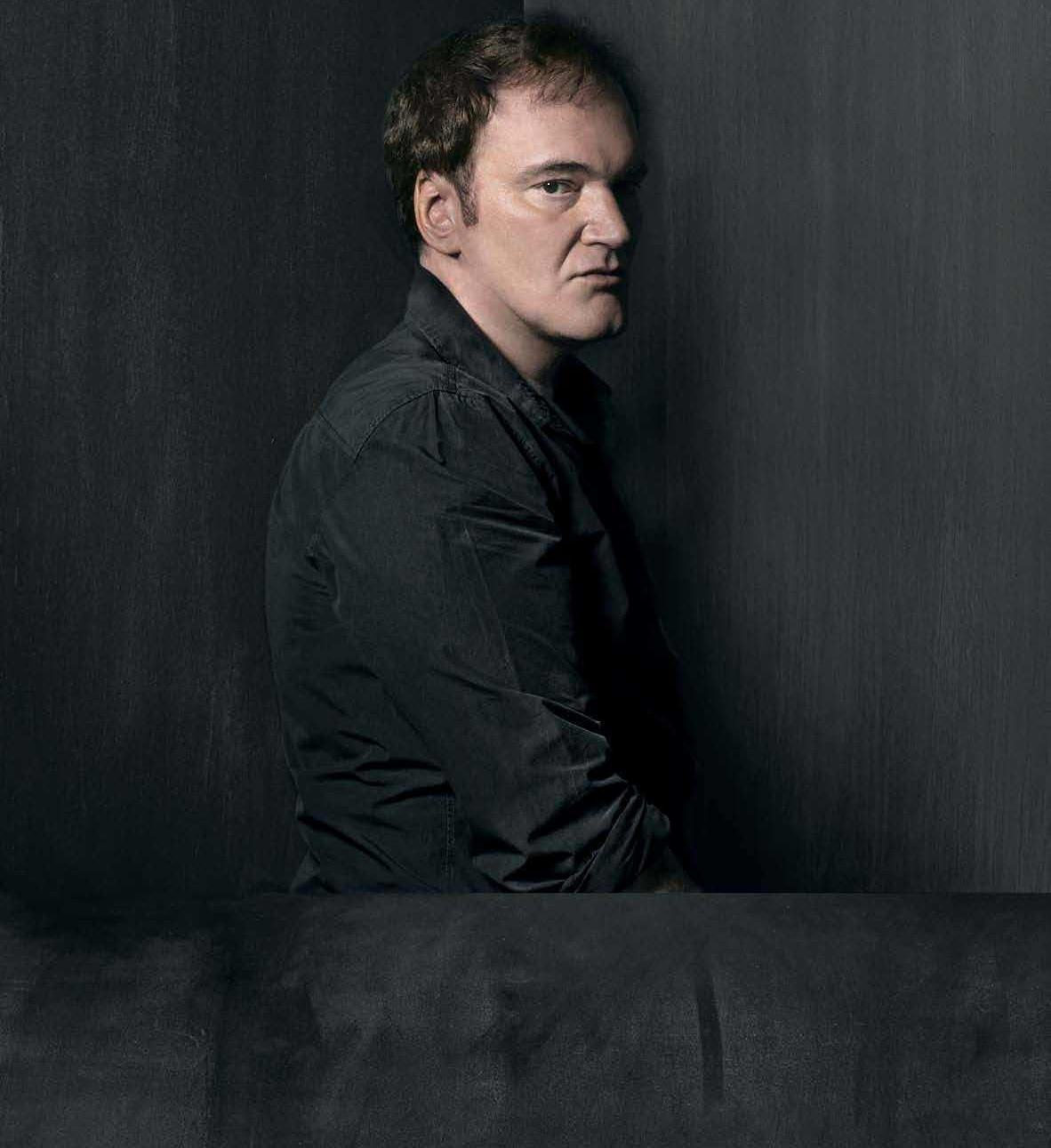 Quentin Tarantino - Back In The Saddle With 'The Hateful Eight'