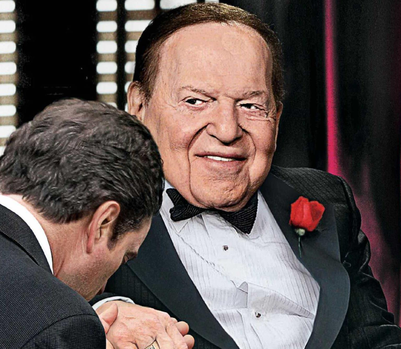Sheldon Adelson Is Ready to Buy the Presidency
