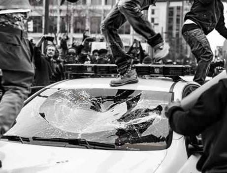 Baltimore: A Most Violent Year