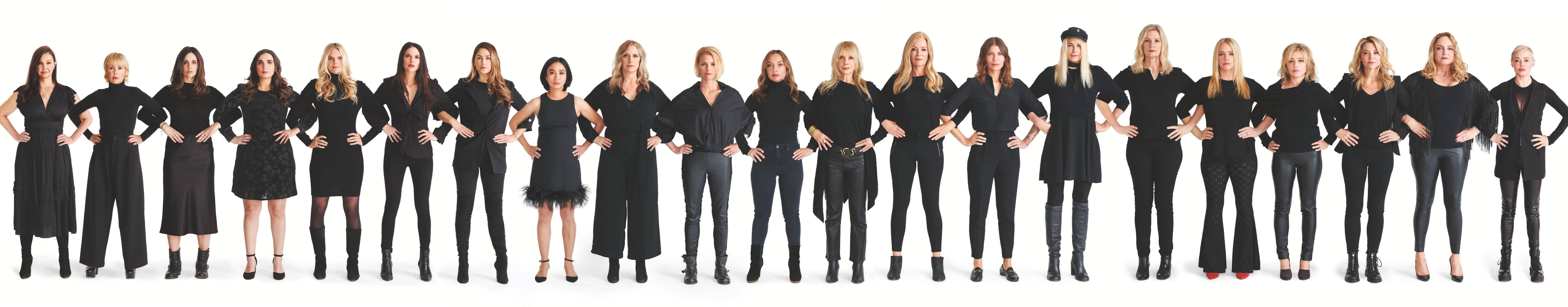 100 Women. One Trial.