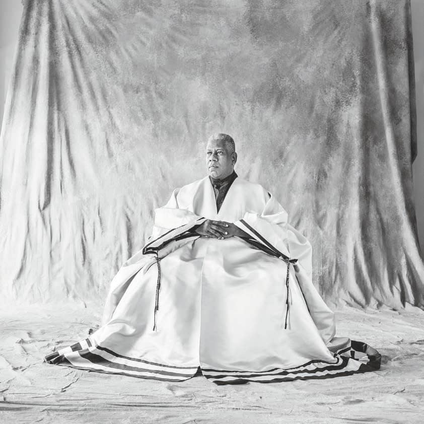 113 minutes with … André Leon Talley