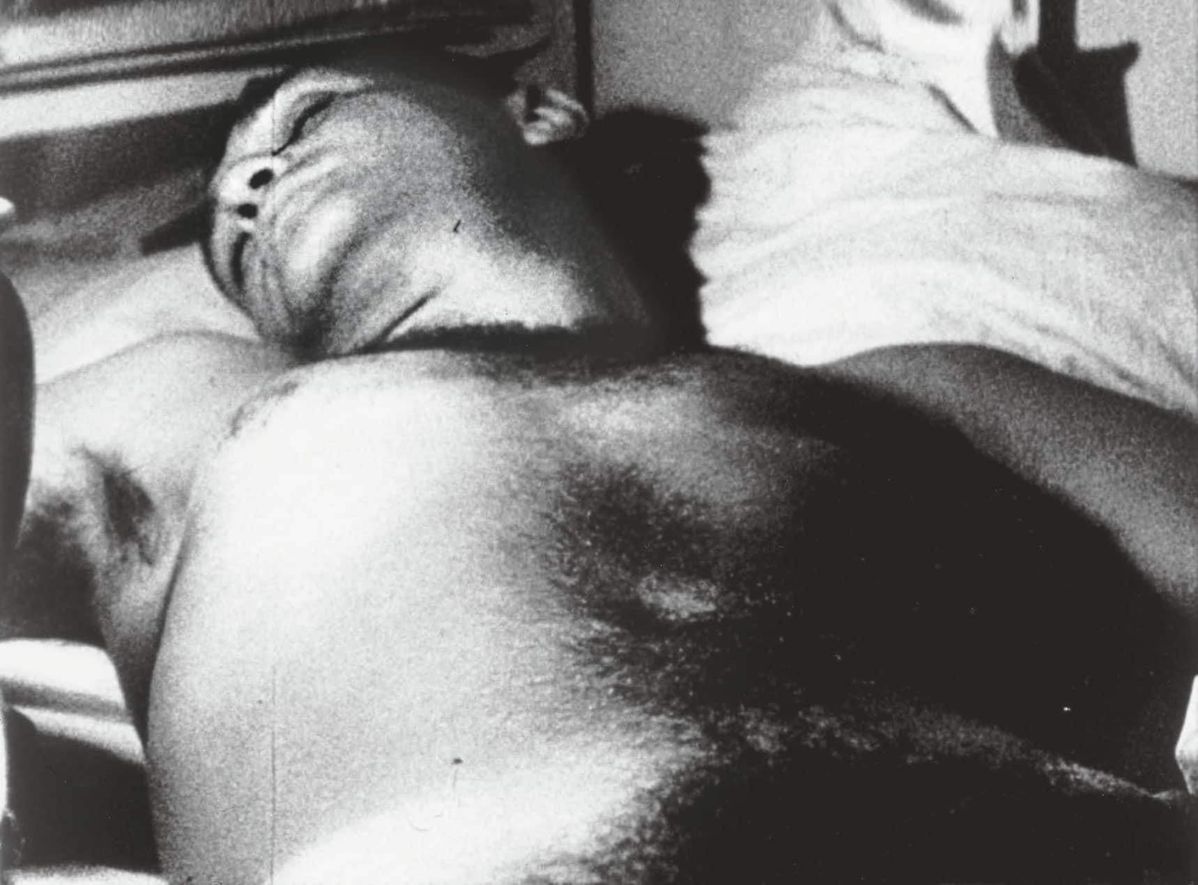 Sleeping With Andy Warhol
