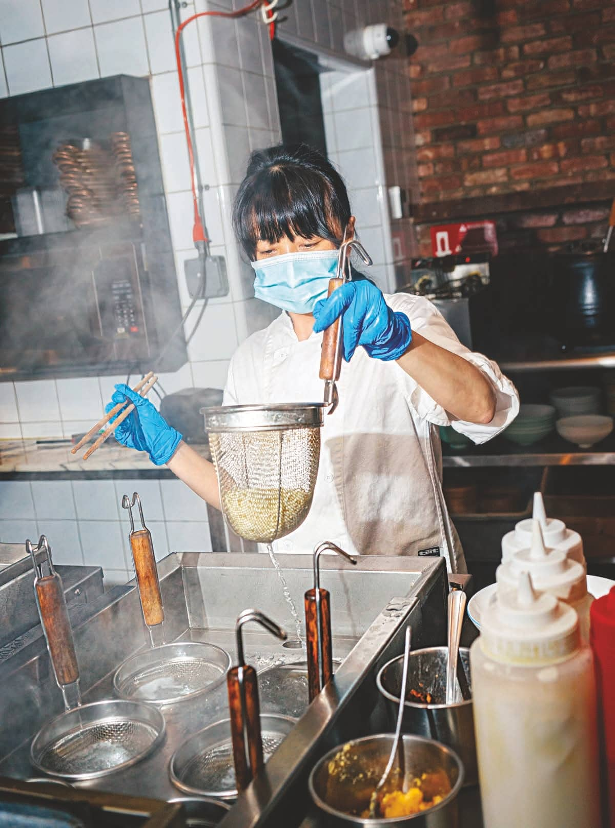 Hao Noodle's Zhu Rong on Reopening in China— and on Sixth Avenue