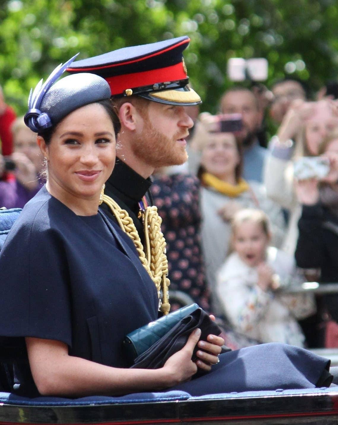 Meghan Markle Adds Motherhood To Her List Of Royal Responsibilities